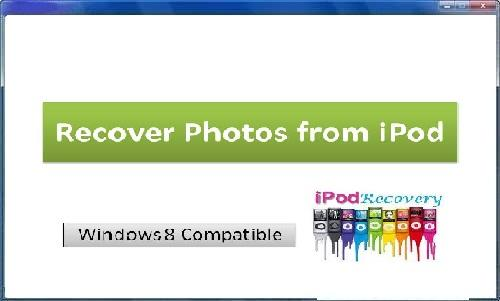 Tool to Recover Photos from iPod