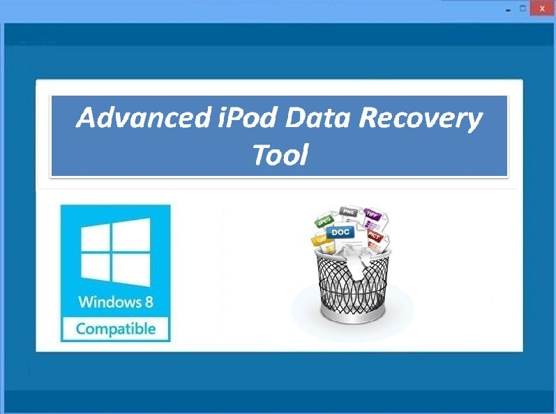 Tool to recover deleted data from iPod